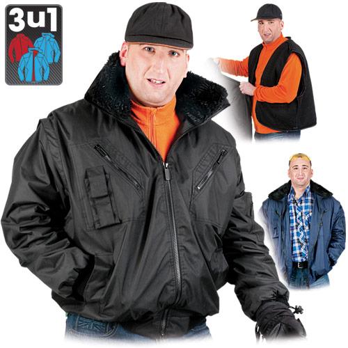 zimska-jakna pilot